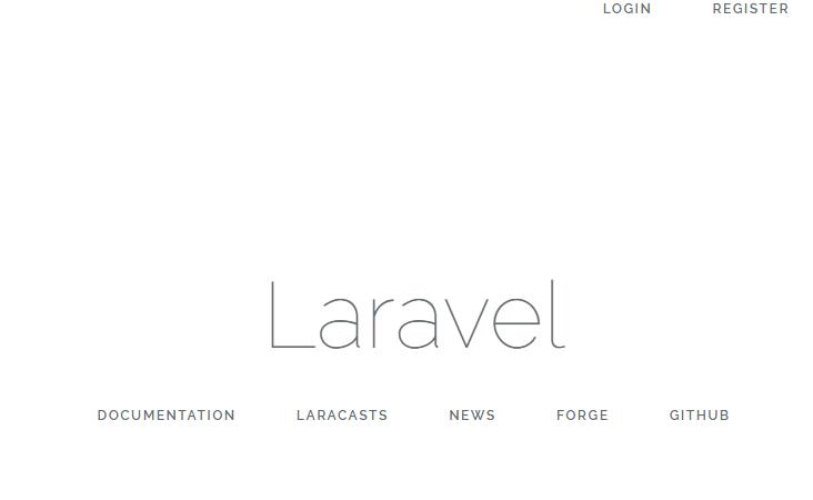Laravel5にログイン認証機能追加